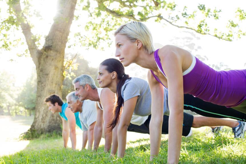 Cinco ejercicios cardio para mejorar tu cuerpo este 2016