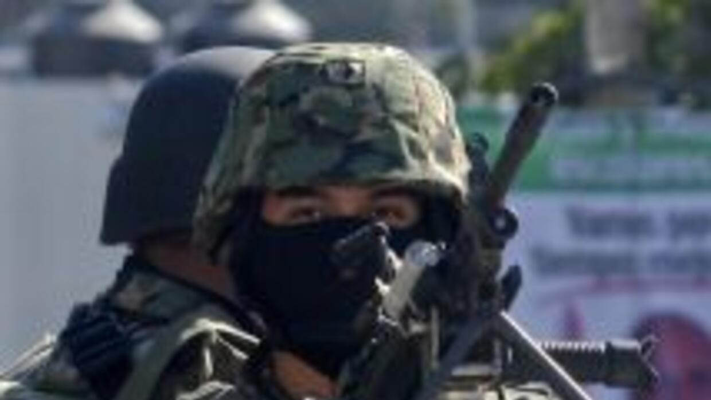 La Marina mexicana ha estado muy activa en el combate contra el narcotrá...