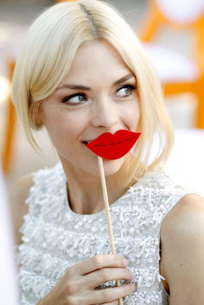 ¿Por qué Lindsay Lohan está tan sonriente? Pues mis...