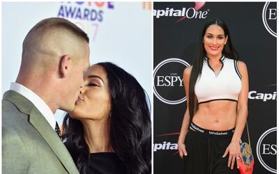 Los luchadores de la WWE, John Cena y Nikki Bella, han dado por terminad...