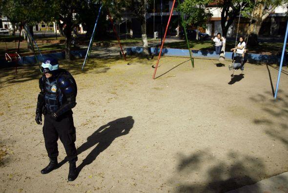 La Dirección de Polícia Criminal señaló que la capital argentina y sus s...