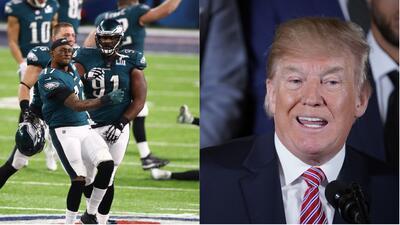 Siempre sí: los campeones Eagles visitarán a Trump en la Casa Blanca