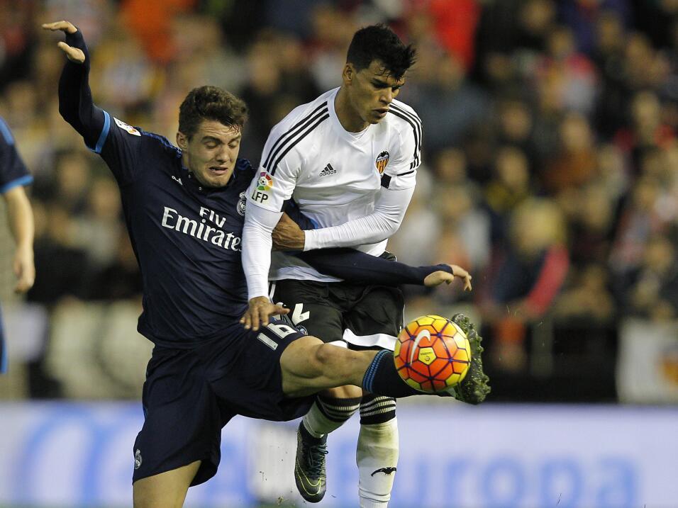 Amargo inicio de año para el Real Madrid