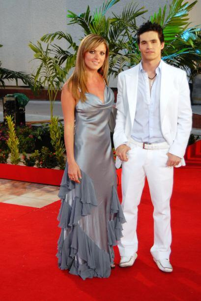 Así se veían Eleazar Gómez y su hermana Zoraida.