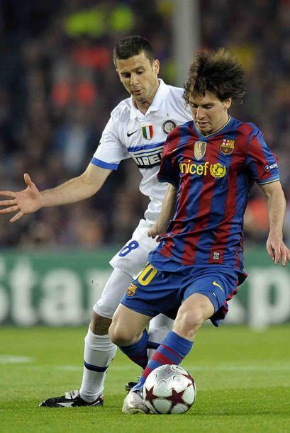 Barcelona se jugaba sus opciones de acceder a la Final de la Liga de Cam...