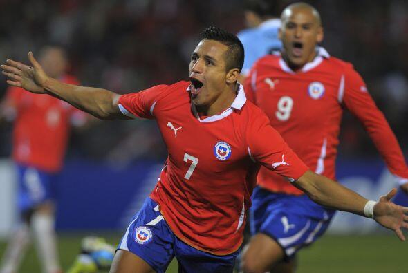 Alexis Sánchez es la estrella del equipo. Su talento, velocidad, picardí...