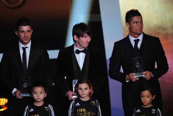 Su primer gran momento lo tuvo al ser parte del Once del Año.