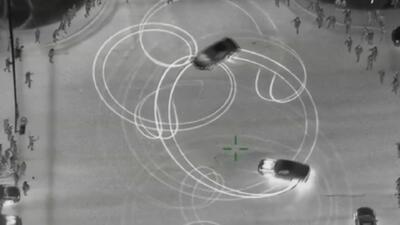 Autoridades de California confiscan más de 80 vehículos en carreras clandestinas