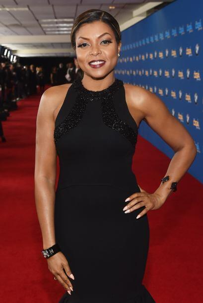 Taraji P Henson estuvo nominada al Oscar por 'The Curious Case of Benjam...