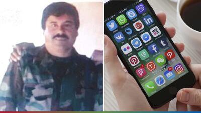 Aunque 'El Chapo' lo quería matar, se salvó por no tener Facebook