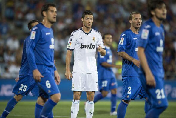 Cristiano Ronaldo sigue lejos de su mejor nivel.