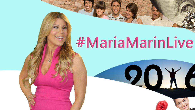 Maria Marin Live - January 14th art