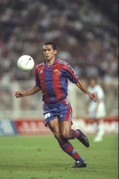 De ahí pasamos al 2 de noviembre de 1997. En la Casa Blanca, el Barcelon...
