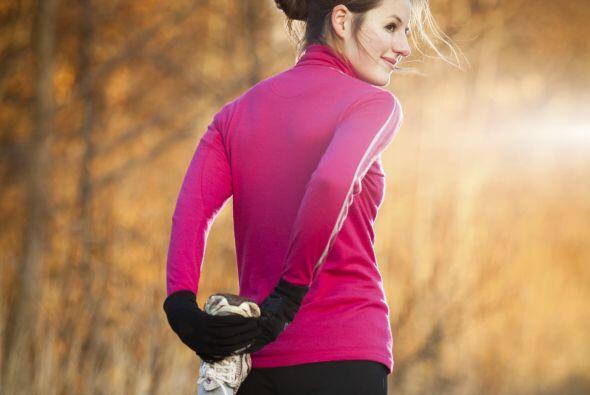 Con el 'running' tonificas piernas, glúteos y hasta abdomen. Es consider...