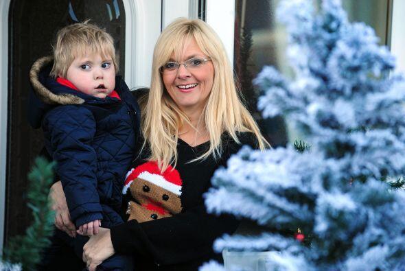 Melodie Williams, la madre de Mason, se propuso aprovechar cada momento...