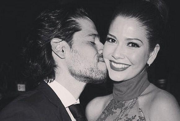 Dos semanas y contando. Ana y Luis comparten su amor en espera del gran...