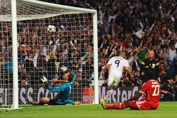 El gol de Benzema pone la mesa para una vuelta en la que probablemente e...