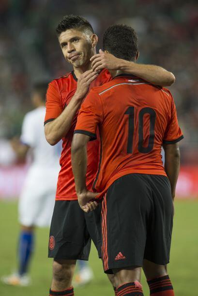 Si bien México cuenta con delanteros en dos de los mejores equipos de Es...
