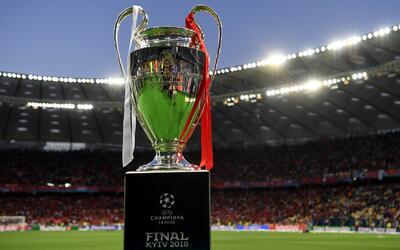 Real Madrid y Liverpool definieron sus 11 titulares para la final de Cha...