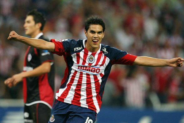 En el Clausura 2008 las Chivas comenzaron su dominio del liderato a part...