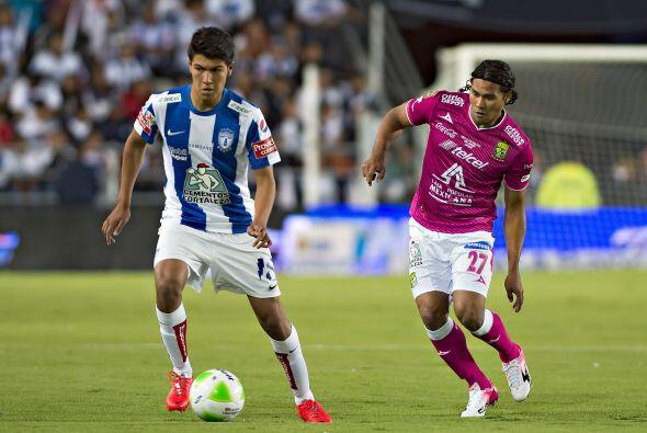 Erick Gutierrez (6).- La sorpresa en la alineación que presentó Enrique...
