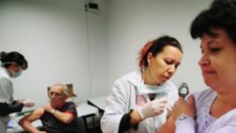Vacunese gratis contra la gripe H1N1 este domingo en la Placita Olvera e...