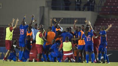 Trinidad y Tobago 0-1 Haití: Revive lo mejor del partido