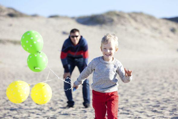 Los papás señalaron que para ellos es crucial ser buenos padres y tener...