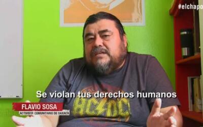 La crudeza de las prisiones mexicanas en palabras de un hombre que coinc...