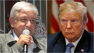Participar en NAFTA y crear plan para frenar la migración: detalles de la carta que López Obrador envió a Trump