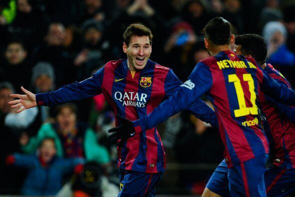 El 1° de febrero el Barcelona recibió al duro Villarreal al q...