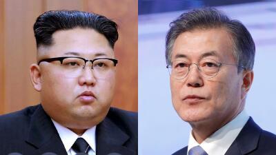 Kim Jogn Un y Moon Jae In tienen una oportunidad histórica para l...