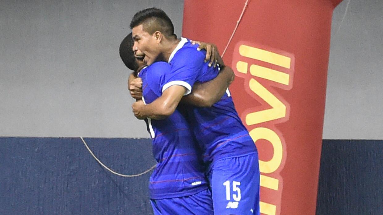 Martín Gómez le dio el triunfo a Panamá