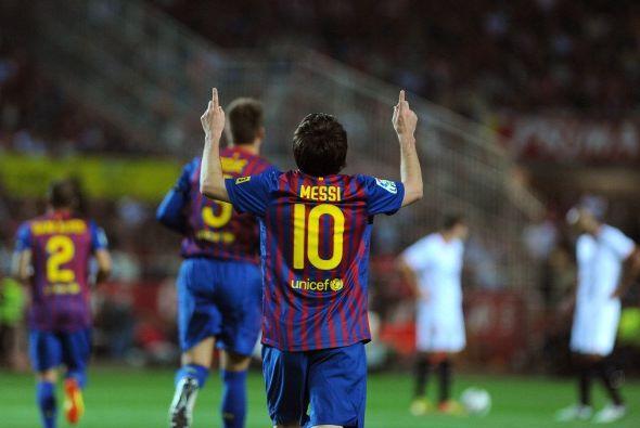 Barcelona ganaba 2 a 0, era resultado merecido y los 'culé' querían más.