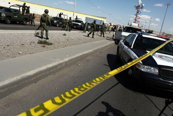 Ambos grupos criminales buscan controlar rutas que permiten llevar la co...