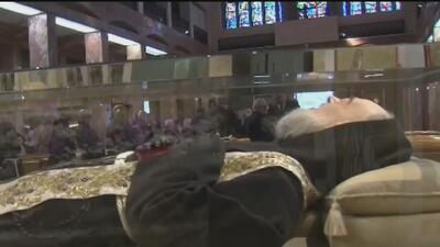 Realizarán congreso en el que se exhibirá reliquia del Padre Pío