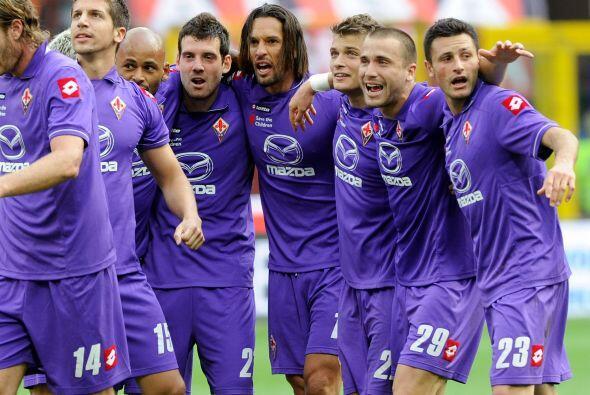 Fiorentina le ganó 2 a 1 al Milan y lo dejó sin palabras.
