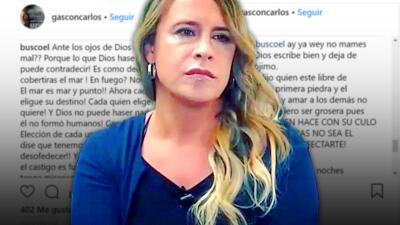 """Tras ataques por su transición de sexo, Karla Sofía responde a la """"ignorancia"""""""