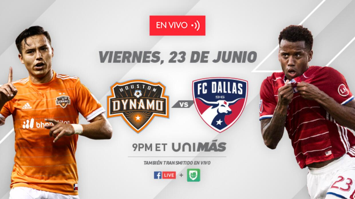 houston Dynamo vs. FC Dallas
