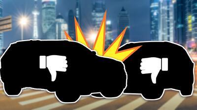 Dos de las SUVs más vendidas en EEUU con pésimos resultados en prueba de accidentes