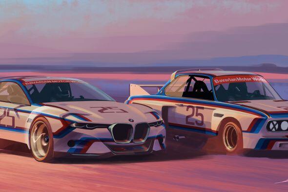 1975 no fue un año típico en la historia de BMW. Hace cuat...