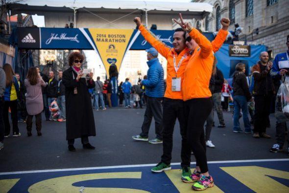 La ciudad quiere que el maratón de Boston se convierta en el esca...