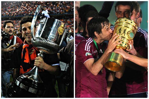 Las estrellas de cada equipo no son ajenas a este tipo de torneos. Raúl...