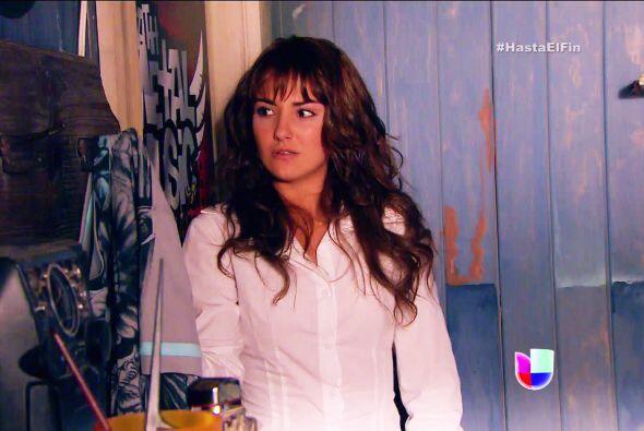 Lo que no sabes es que Daniela es una chica Ripoll y Salvador la conoce.