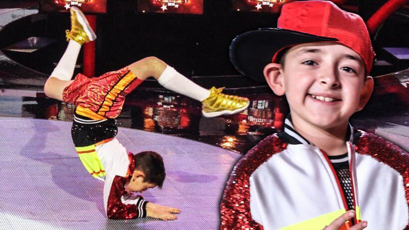 Lecciones de baile extremo con Óscar