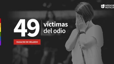 49 víctimas del odio