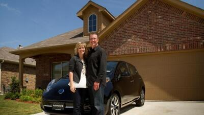 Los autos eléctricos han tenido mucho éxito en Estados Unidos.