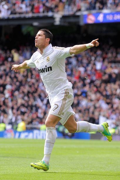 Cristiano promedia 1,04 tantos por partido y ya es, sin duda alguna, uno...