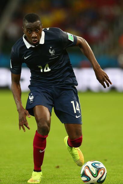 Blaise Matuidi   París Saint-Germain   Es un centrocampista rapidísimo c...