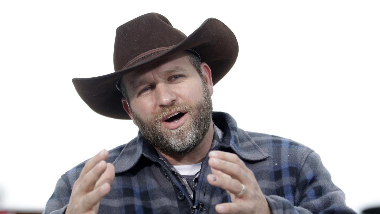 Ammon Bundy, líder de una milicia en Oregon